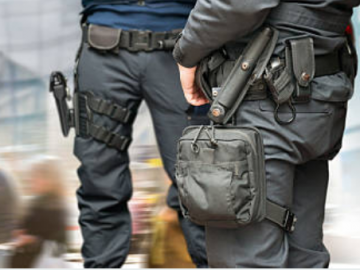 Should security guards be armed to protect themselves?