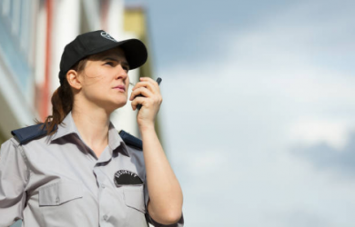 What it's like to be… a female security guard